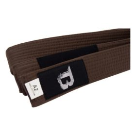 BJJ belts BJJ BELT BROWN