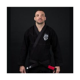 BJJ PRO BJJ V 2 PRO SHIELD BLACK