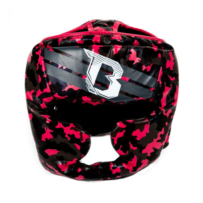 Booster HGL B 2 YOUTH CAMO PINK