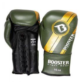 Booster kickbokshandschoenen BGL V3 NEW BK/GR LACED