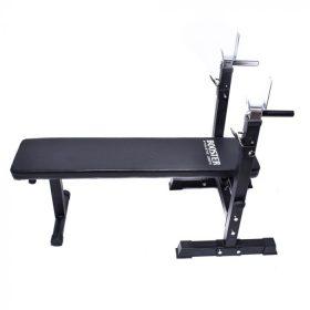 Fitnessbank voor gewichten