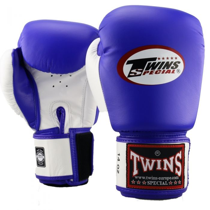 Twins kickbokshandschoenen BGVL 3 Blue/White