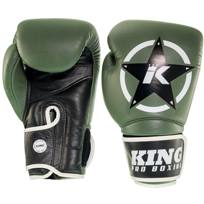 King PRO BOXING  kickbokshandschoenen KPB/BG Vintage 3