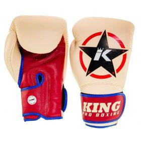 King PRO BOXING  kickbokshandschoenen KPB/BG Vintage 1