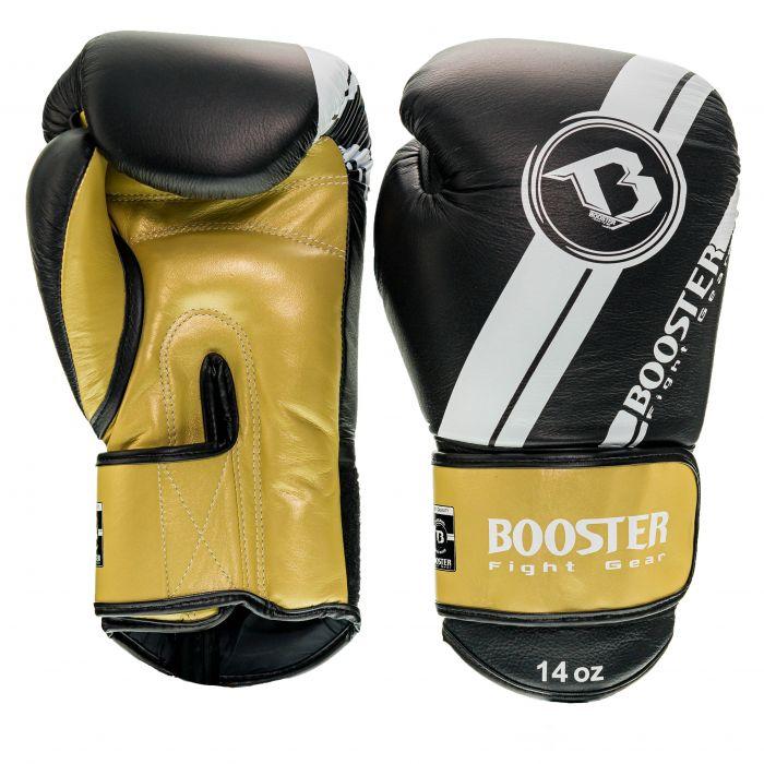 Booster kickbokshandschoenen BGL V3 NEW GOLD/BLACK