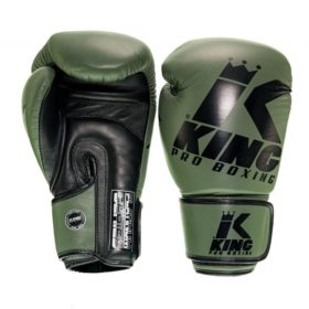 King PRO BOXING  kickbokshandschoenen KPB/BG Platinum 3