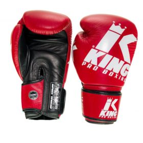 King PRO BOXING  kickbokshandschoenen KPB/BG Platinum 4
