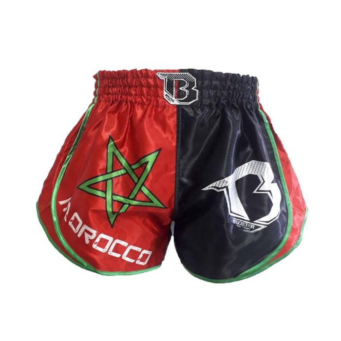 Hybrid Booster (kick)boksbroekje AD Marocco
