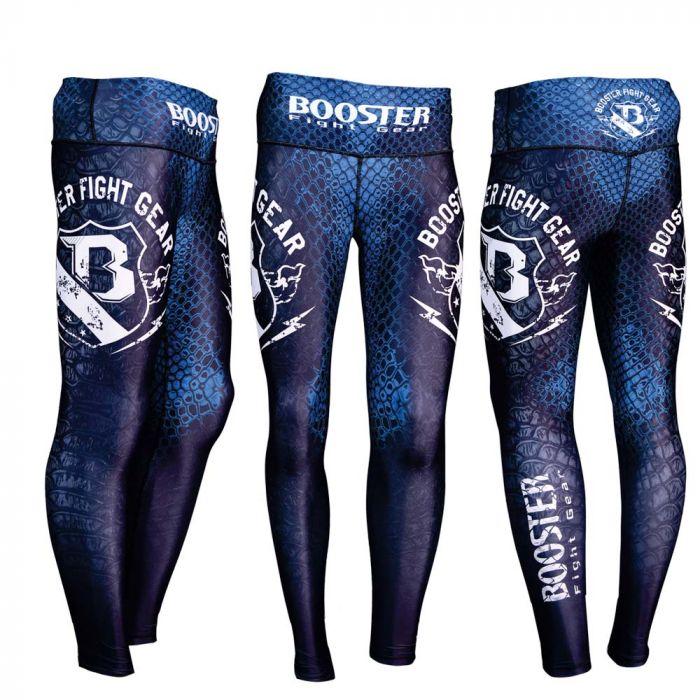 Booster hybrid lange sportbroek Amazon spats Blue
