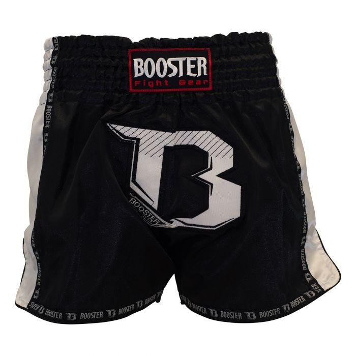 Booster thaiboksbroekje TBT PRO BLACK
