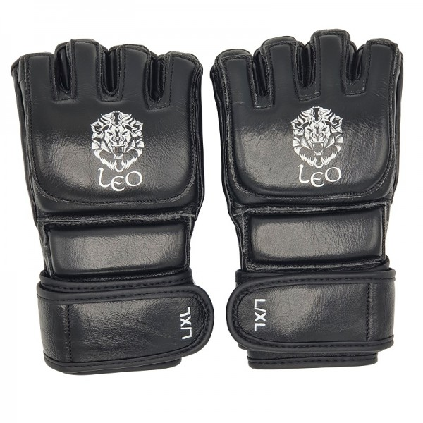 Leo MMA Gloves Leather-L/XL