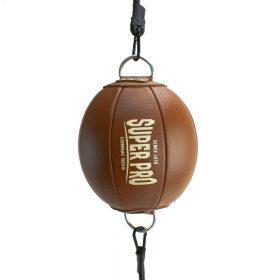 Super Pro Vintage Double End Ball Leder