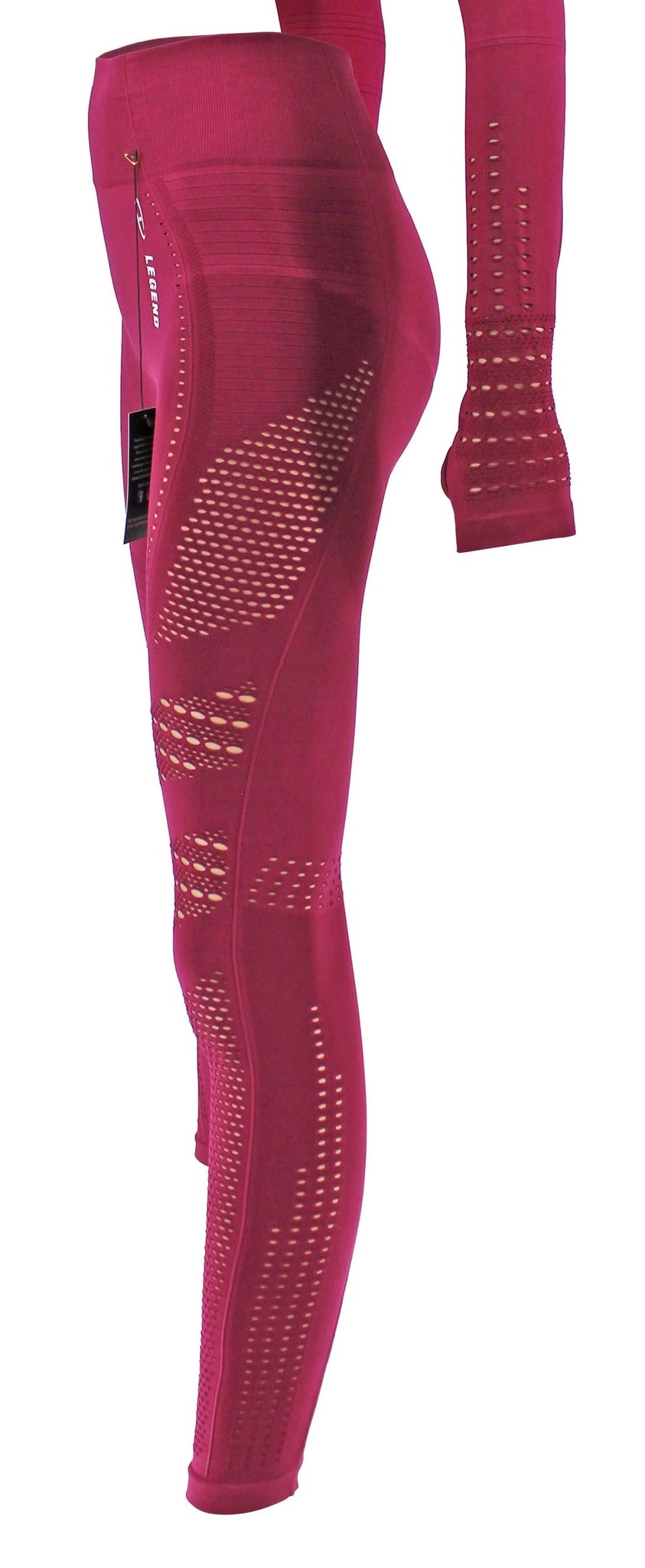 Sport Legging Raspberry