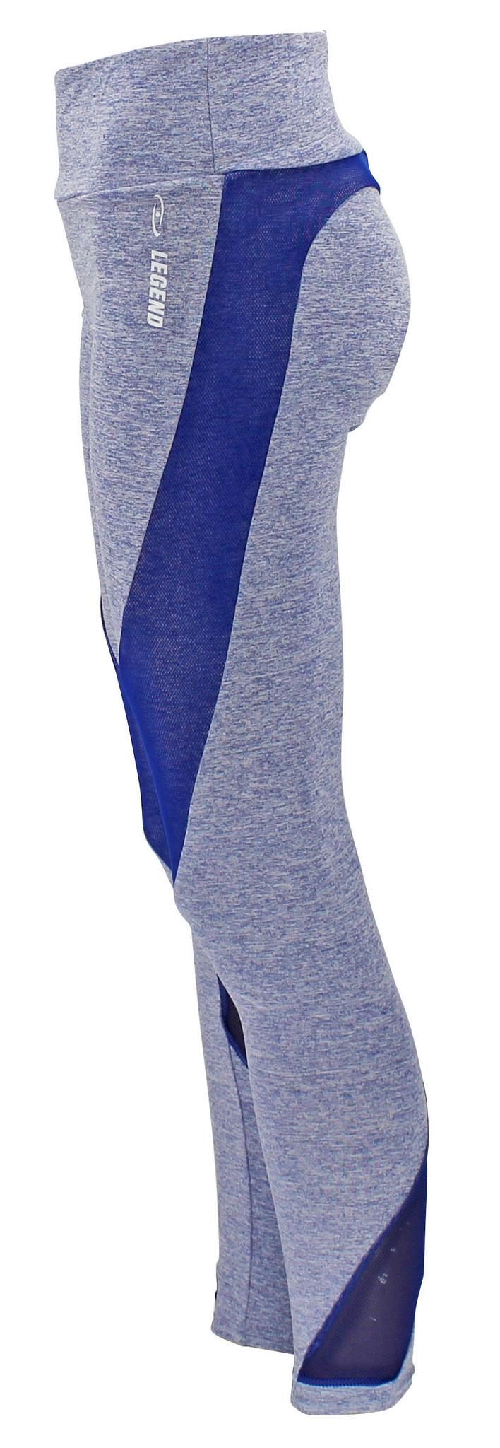 Sportlegging Melange Blue