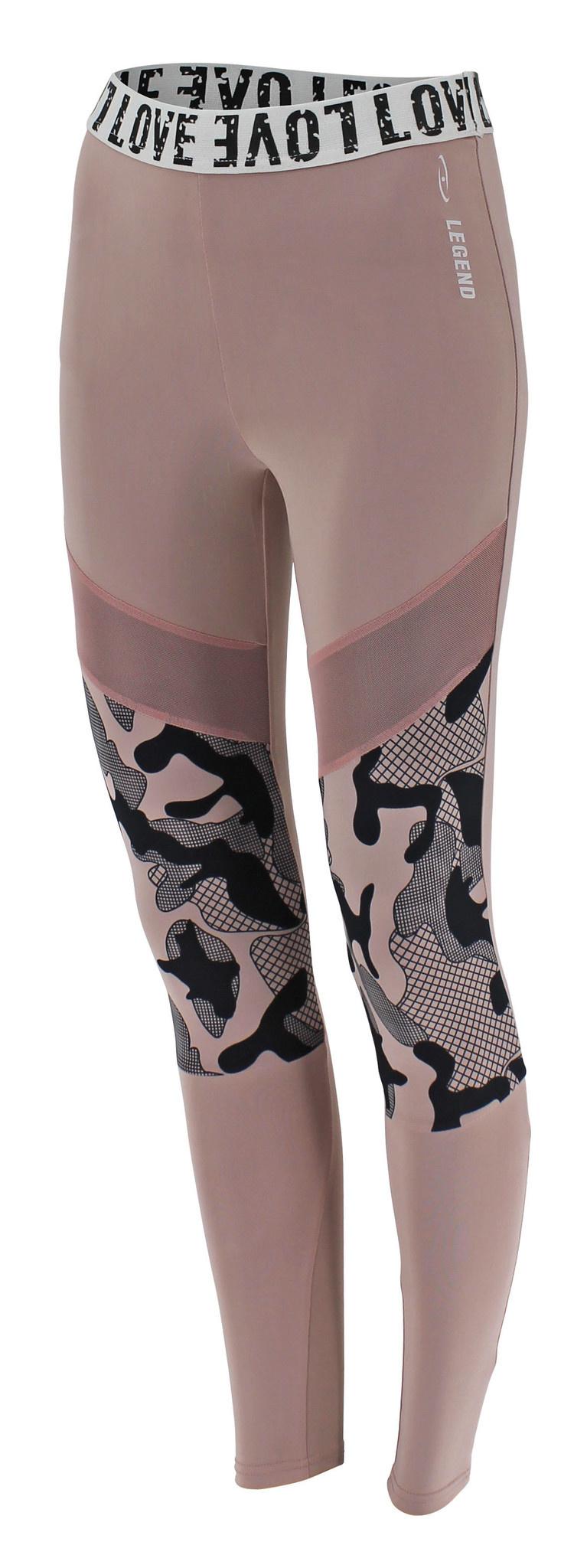 Sportlegging Army Pink