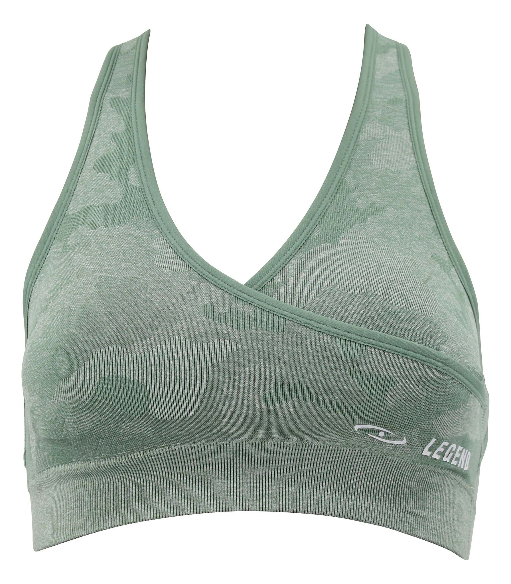 Dames Sport-BH Army Green