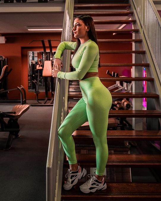 Sportlegging Green