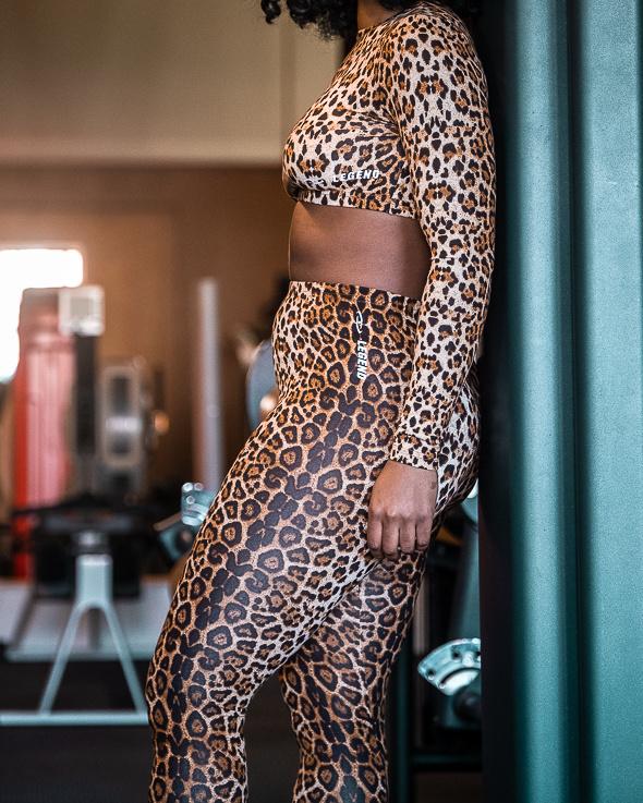 Dames Sportlegging Panther