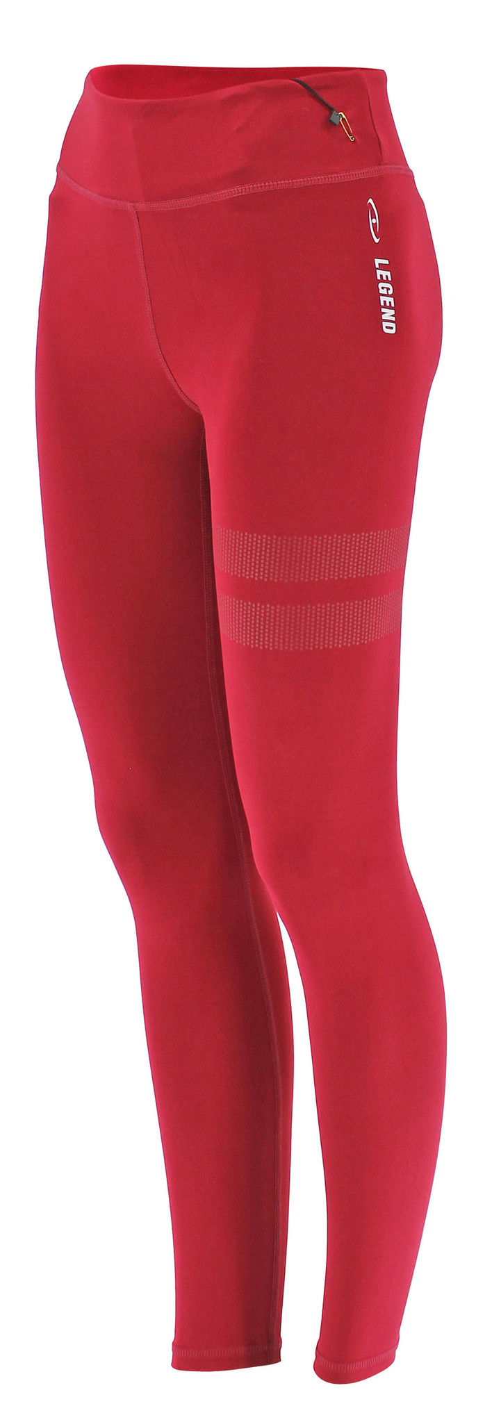 Sportlegging Red with white