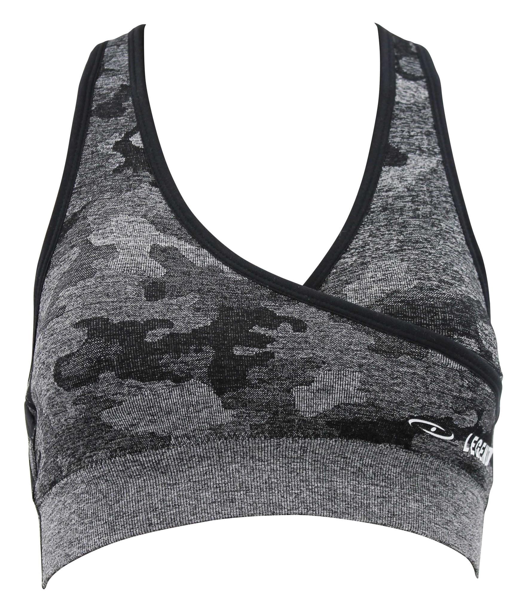 Dames Sport-BH Army Gray