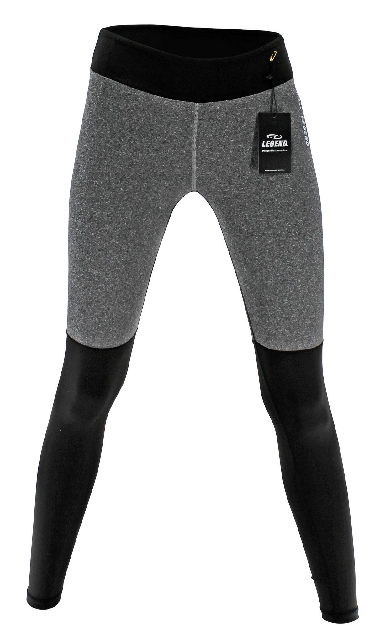 Sportlegging Black-Grey