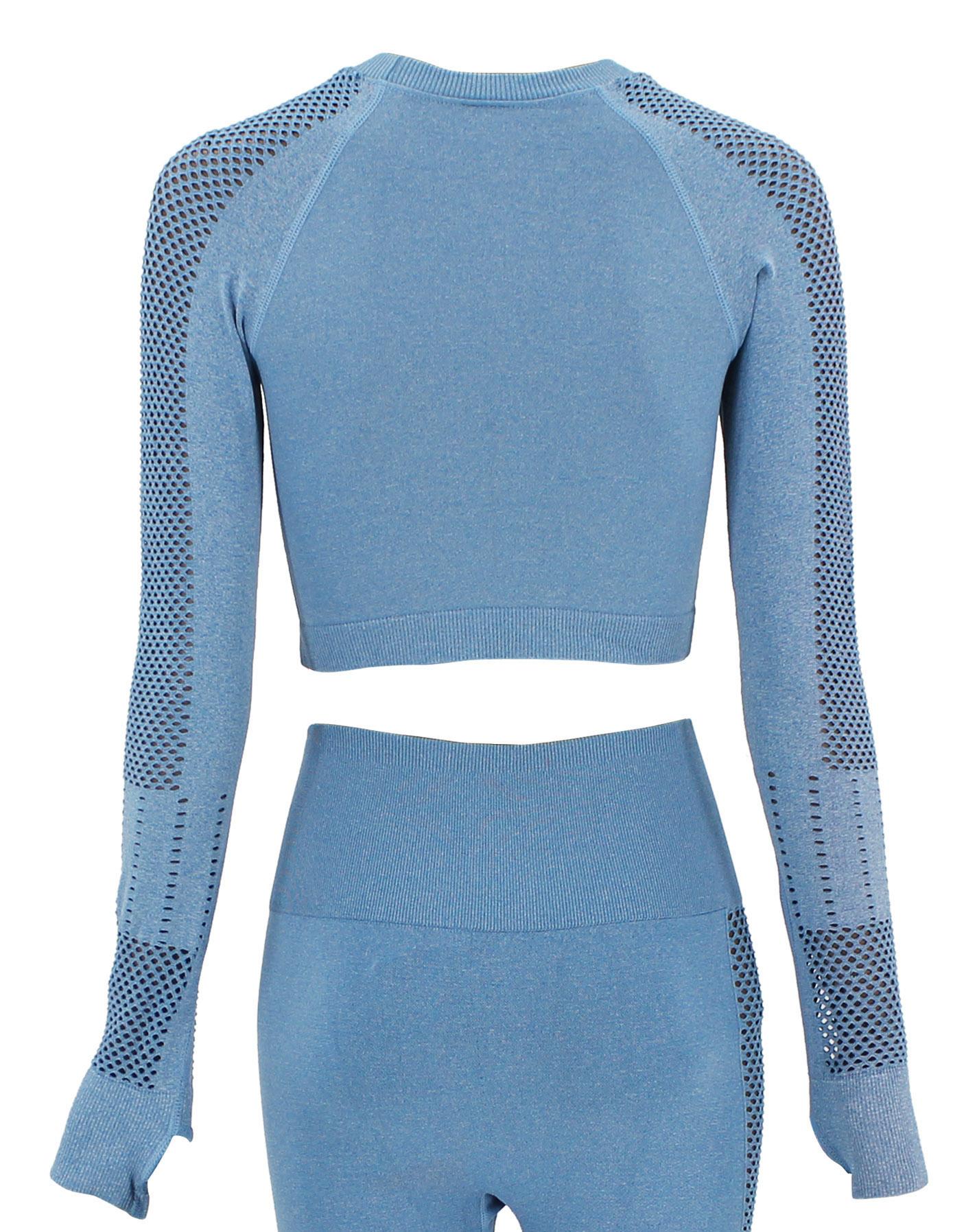 Dames Sport-Top Blue