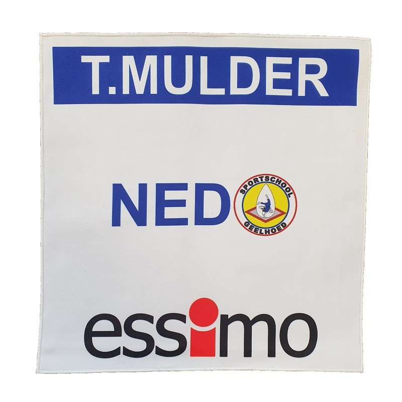 Essimo Back Number