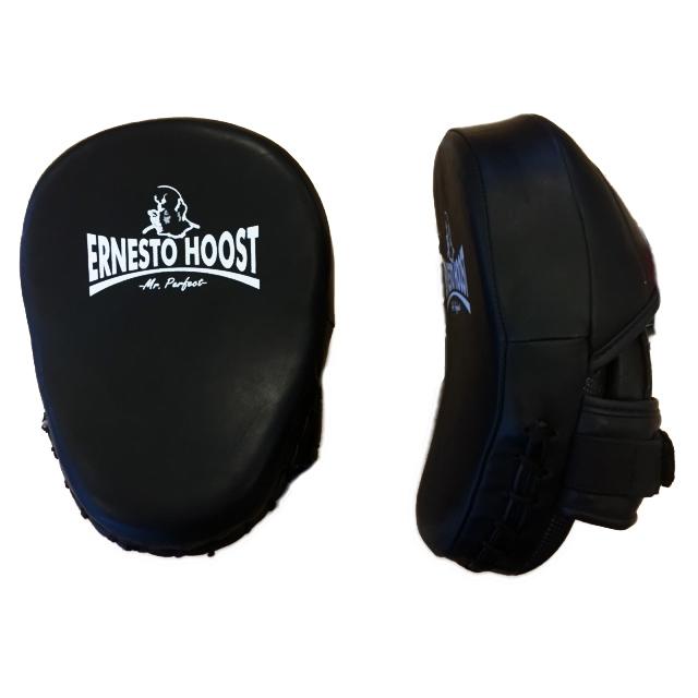 Ernesto Hoost Focuss Mitts DDF Leather - Black/Black