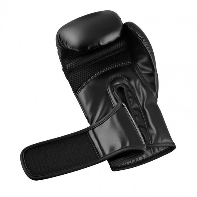 Adidas (kick)Bokshandschoenen Hybrid 80 (Zwart)