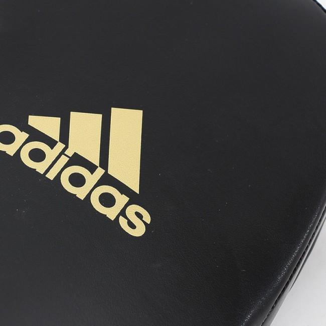 adidas Focus Mitts Curved Economy Zwart/Goud