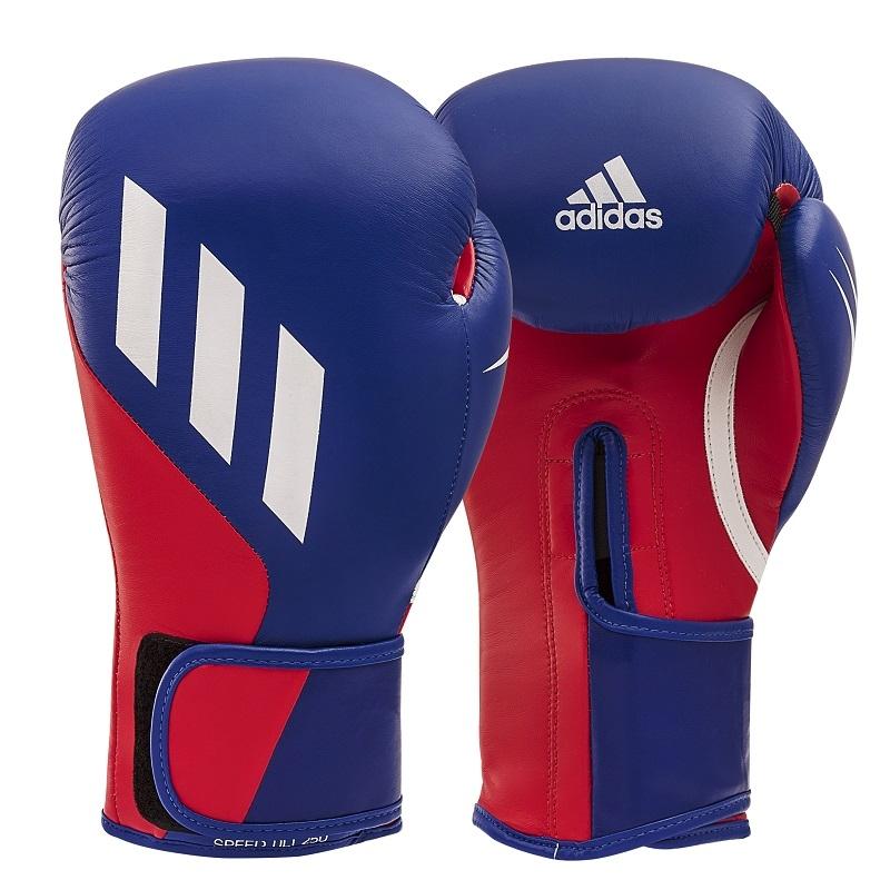 adidas (kick)Bokshandschoenen Speed TILT 250 Training Blauw/Rood